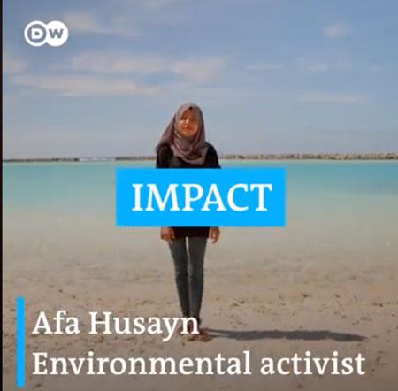 Maldives_Activist