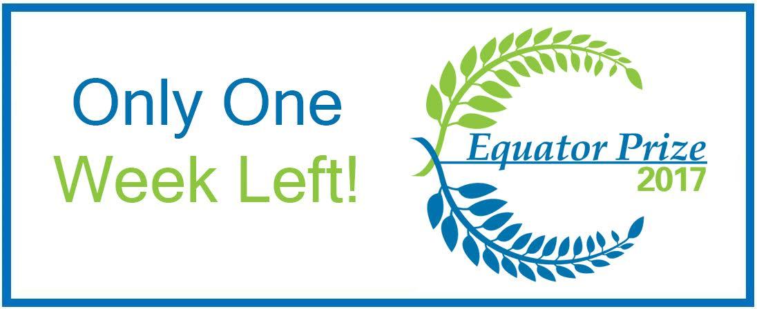 Equator Prize