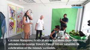 cayman art show